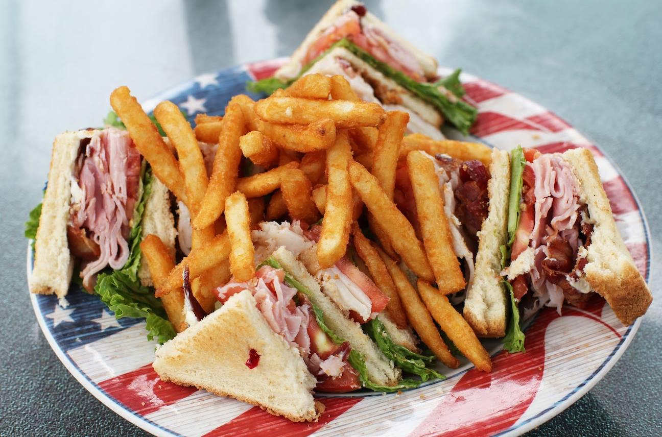 Sandwich Catering Menu